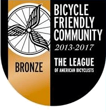 League of American Bicyclists Bronze badge