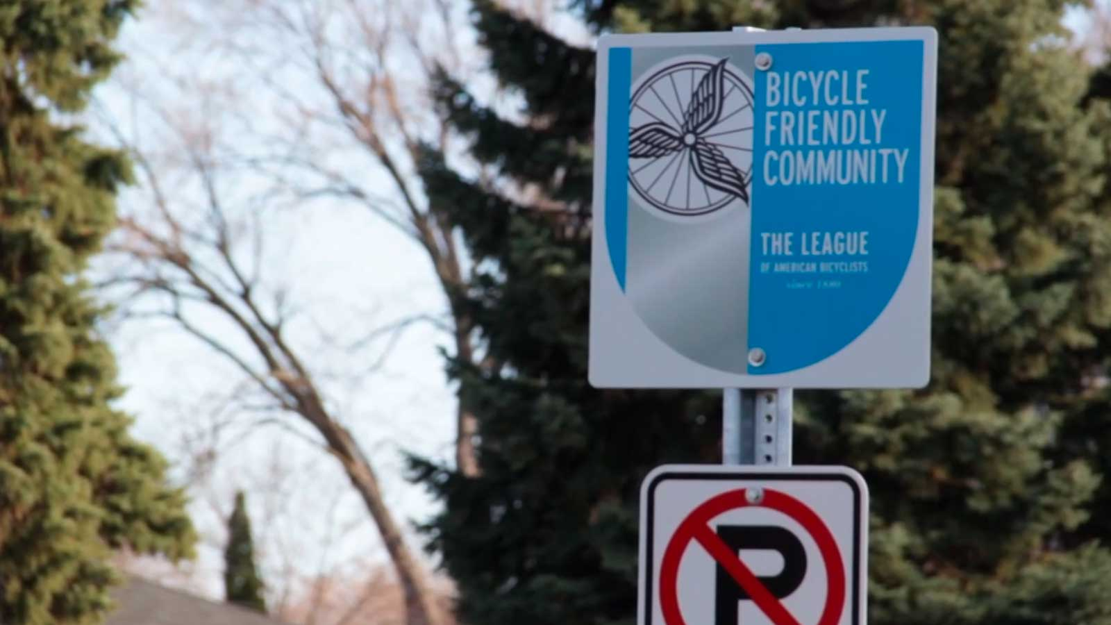 A Bicycle Friendly Community