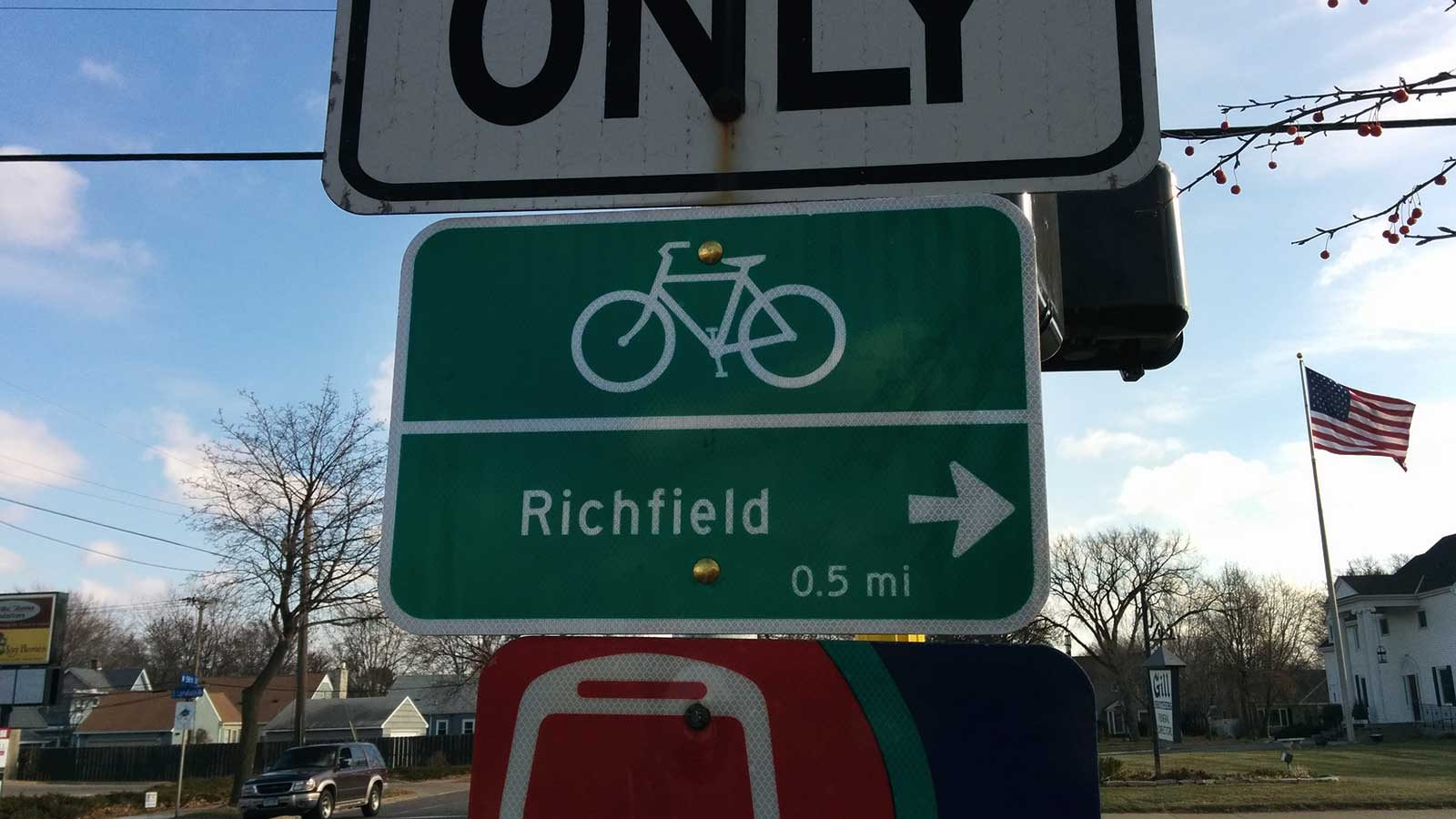 This way to Richfield